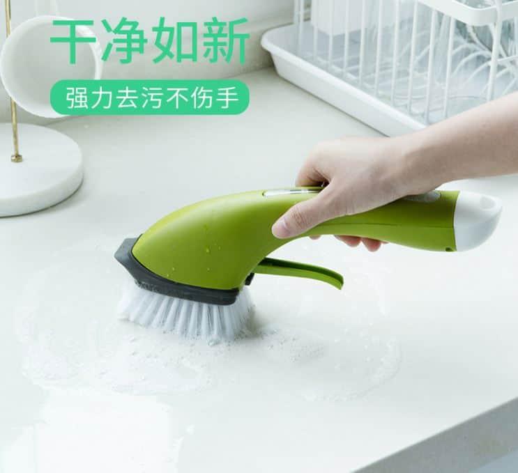 ชิปปิ้ง แปรงขัดล้างเครื่องครัวแนวใหม่ เพื่อความสะอาดที่ดีกว่า ชิปปิ้ง ชิปปิ้ง แปรงขัดล้างเครื่องครัวแนวใหม่ เพื่อความสะอาดที่ดีกว่า 110614