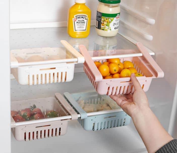 นำเข้าสินค้าจากจีน ที่ใส่ของเพิ่มพื้นที่จัดเก็บในตู้เย็น นำเข้าสินค้าจากจีน นำเข้าสินค้าจากจีน ที่ใส่ของเพิ่มพื้นที่จัดเก็บในตู้เย็น 120602
