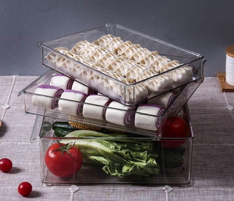 นำเข้าสินค้าจากจีน ที่ใส่ของเพิ่มพื้นที่จัดเก็บในตู้เย็น นำเข้าสินค้าจากจีน นำเข้าสินค้าจากจีน ที่ใส่ของเพิ่มพื้นที่จัดเก็บในตู้เย็น 120606